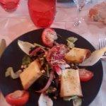 salade croustillante d'edel de cleron