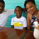 Thanks to the generosity of this loving family, I was back in Cayo, Belize!