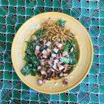 Las Casuelas Ceasar salad