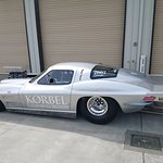 Korbel Race Car (currently used as a pace car)