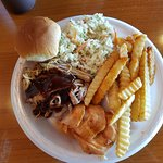 Jacks Old South BBQ resmi