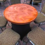 Cafe LaSalle - Al fresco dining area