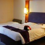 Foto de Premier Inn Belfast City Cathedral Quarter Hotel