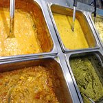 curries, made fresh daily SEVEN DAYS A WEEK...I love this place