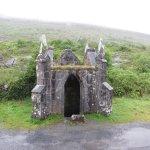 Roadside holy well near the Burren
