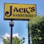 Jack's Old Fashioned Hamburger House...