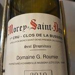 Super Wine List at Lameloise