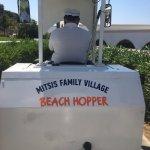 Peep Peep! To the beach!
