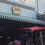 Segafredo espresso at Lincoln Road, Miami Beach