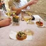 Wine and cichetti tour takes you to local places with different specialties