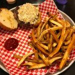 The G Blue Burger