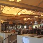 Main restaurant and Walpa Bar