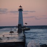 Sodus Point Beach Lighthouse