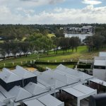 View from Room 510 over the Swan River