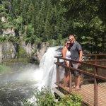 Photo de Mesa Falls