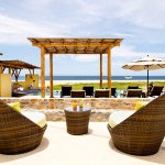 Beach Club & Spa with zero carbon footprint pool