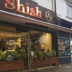 Shish restaurant halfway street