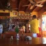 Pancho's from inside