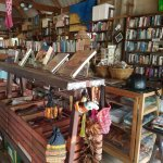 Photo de Catfish Bookshop & Restaurant