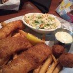 Massive fish & chips
