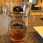 Really enjoyed sitting at the bar sipping Knucklehead Red watching the Red Sox game!  Great Caes