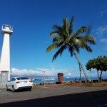 Lahaina Lighthouse near the Harbor