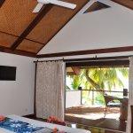 Intimate beachfront bungalow