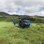 Photo de Blue Hawaiian Helicopter Tours - Maui