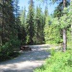 Campsite at Jewel Lake