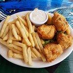Humpy's Halibut Fish & Chips