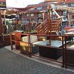Grille Deck in Heavenly Village