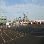 Foto de Battleship USS Iowa BB-61