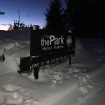 The Park Hotel Ruapehu Foto