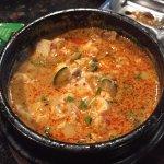 4 soft tofu stew