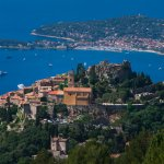 View of Eze