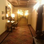 Hallways are always an indicator of hotel quality/cleanliness. This hotel makes a great impressi