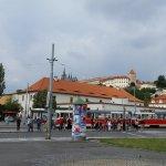 Viewed from Mala Strana district.