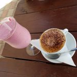 Great Smoothies and Coffee