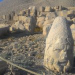 Photo of Mount Nemrut