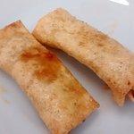 Pancake rolls