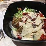 Caesar salad potato