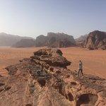 Photo de Wadi Rum Travel Camp