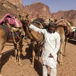 Photo de Wadi Rum Travel Camp