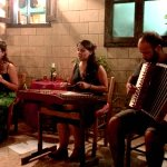 Live music - traditional Greek songs.