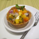 Fruit tart (Breakfast)