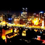 Pittsburgh by night