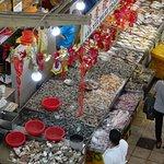 Fisch im Tekka Centre