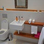 Standard Room Full Shower and Heated Towel Rail