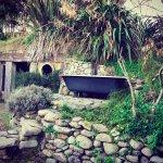 Underhill Valley Earth Huts Foto