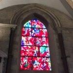 The Chagall window